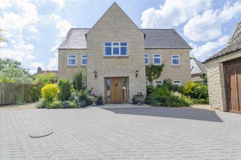 Main Street, Market Overton, Rutland. 6 bedroom detached house for sale