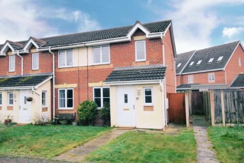 Kilburn End, Oakham. 3 bedroom semi-detached house