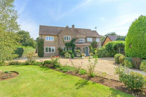 Cottesmore Road, Burley, Rutland. 4 bedroom detached house for sale