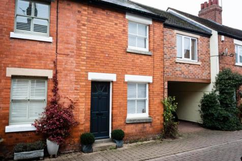 Deans Street, Oakham. 2 bedroom terraced house for sale