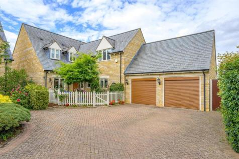 Old Dairy Yard, Exton, Rutland. 5 bedroom detached house for sale