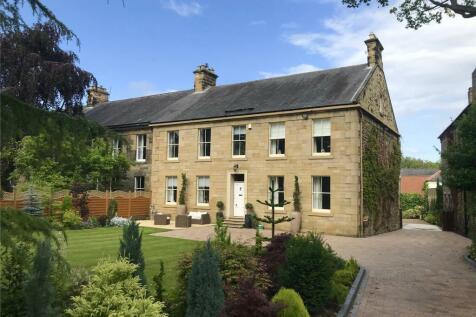 High Street, Gosforth, Newcastle upon Tyne, Tyne & Wear. 6 bedroom terraced house for sale