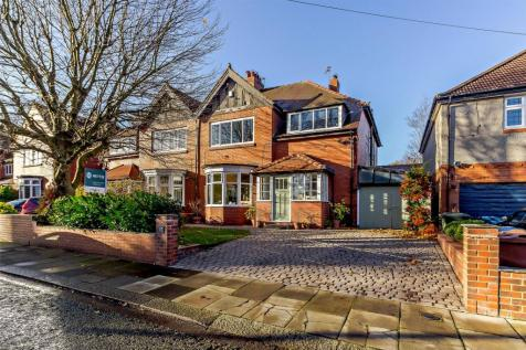 Osbaldeston Gardens, Gosforth, Newcastle Upon Tyne, Tyne And Wear. 4 bedroom semi-detached house for sale