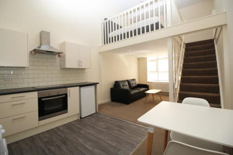 Flat 17, Paragon Street. 1 bedroom apartment