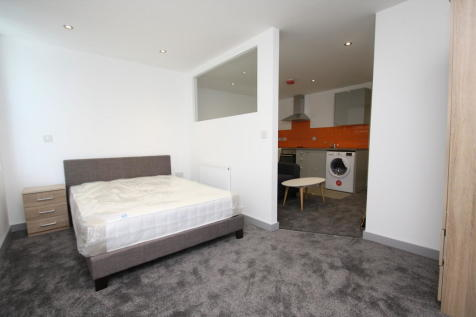 203 Ferens Court, 16 - 22 Anlaby Road. 1 bedroom apartment