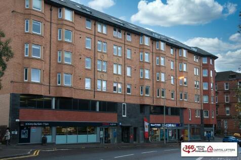Queen Margaret Drive, Hillhead, Glasgow, G20. 2 bedroom flat