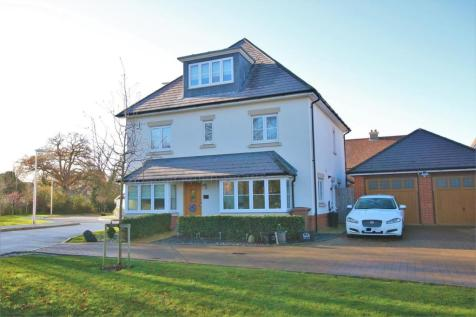 23 Culver Grove, WOKINGHAM, Berkshire. 5 bedroom detached house for sale