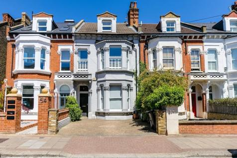 Balham Park Road, London SW12. 5 bedroom terraced house for sale