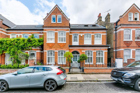 Crockerton Road, London SW17. 7 bedroom semi-detached house for sale