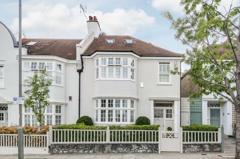 Frewin Road, London SW18. 5 bedroom semi-detached house