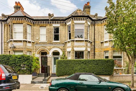 Tunley Road, London SW17. 4 bedroom terraced house for sale