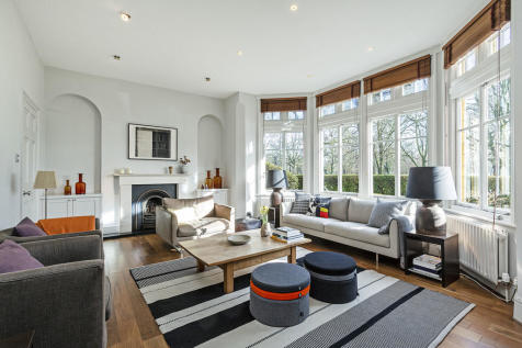 Wandsworth Common West Side, SW18. 5 bedroom terraced house for sale