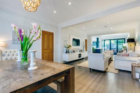 Magdalen Road, SW18. 5 bedroom end of terrace house for sale