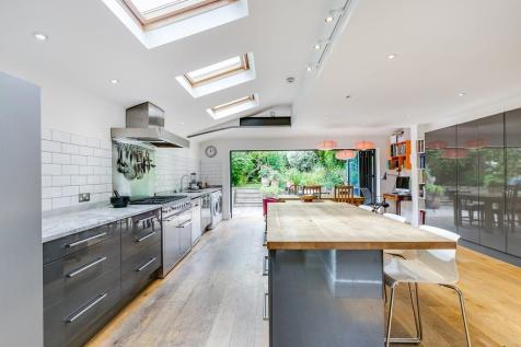 Althorp Road, London SW17. 4 bedroom semi-detached house