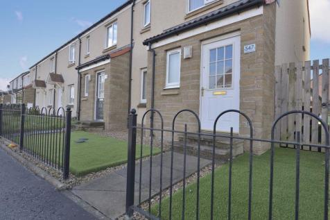 547 Leyland Road Bathgate, EH48 2GU. 3 bedroom end of terrace house for sale