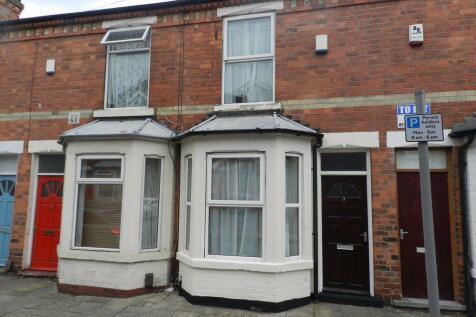 Cecil Street, Lenton, Nottingham, NG7 1GZ. 2 bedroom terraced house
