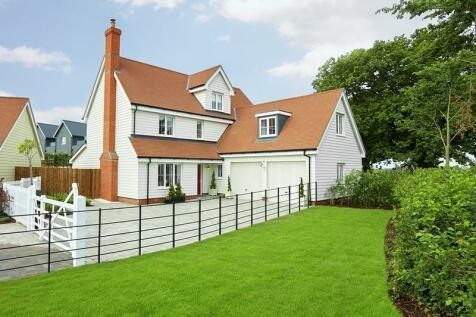Regiment Gate Off Essex Regiment Way Chelmsford Essex CM1 6TD. 5 bedroom detached house