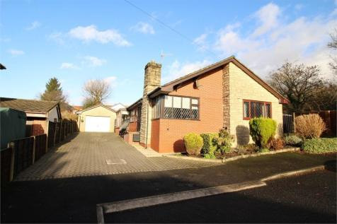 Linden Avenue, Ramsbottom, Bury, Lancashire. 2 bedroom detached bungalow for sale
