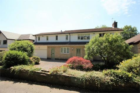 Woodhey Road, Holcombe Brook, Bury, Lancashire. 5 bedroom detached house for sale