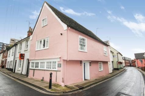 West Stockwell Street, Colchester, CO1. 4 bedroom semi-detached house
