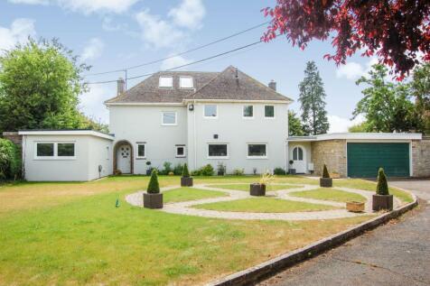 School Lane, Harrold, Bedford, MK43. 5 bedroom detached house