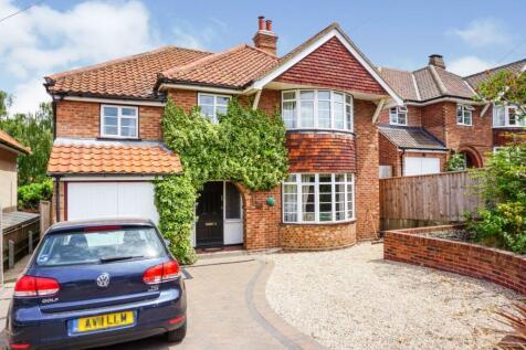 Cheltenham Avenue, Ipswich, IP1. 4 bedroom detached house