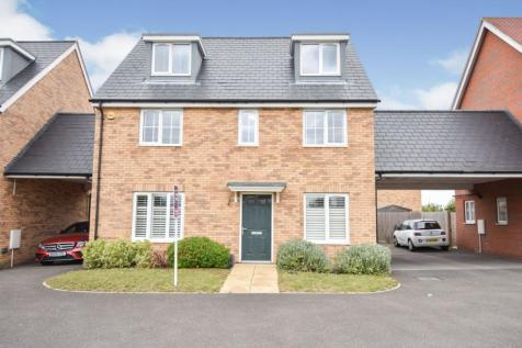 Owers Road, Witham, CM8. 5 bedroom detached house