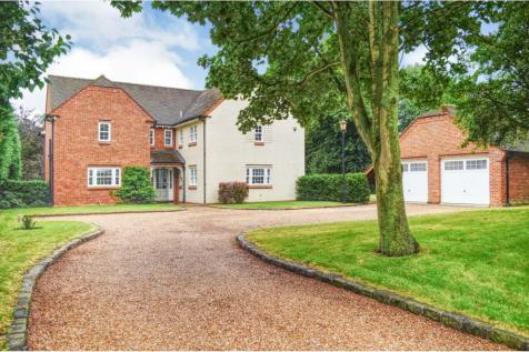 Back Lane, Holywell, St. Ives, PE27. 4 bedroom detached house