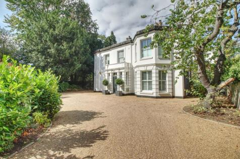 Newmarket Road, Norwich, NR2. 5 bedroom detached house