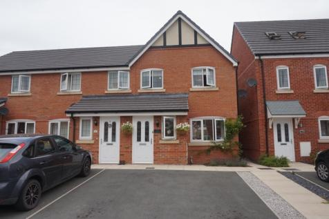Heritage Way, Llanymynech, SY22, Mid Wales - End of Terrace / 3 bedroom end of terrace house for sale / £160,000