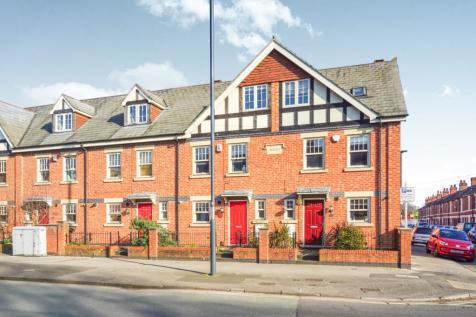 Mansfield Road, Chester Green, Derby, DE1. 4 bedroom town house