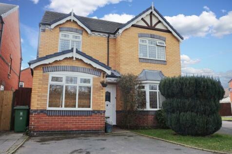 Barkstone Drive, Herongate, Shrewsbury, SY1. 4 bedroom detached house