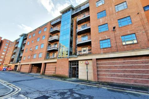 41-43 Albion Street, Leicester, LE1. 2 bedroom duplex for sale