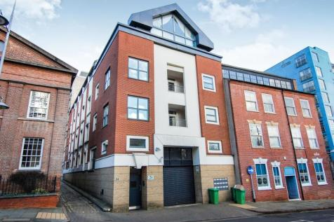 21 Barker Gate, Nottingham, NG1. 2 bedroom apartment for sale