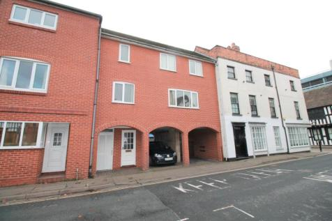 Union Street, Worcester, WR1. 2 bedroom town house for sale