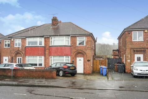 St. Albans Road, Derby, DE22. 3 bedroom semi-detached house for sale