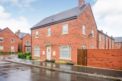 Henson Close, Whetstone, Leicester, LE8. 4 bedroom detached house for sale