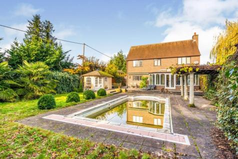 The Willows, Oxford, OX1. 8 bedroom detached house for sale
