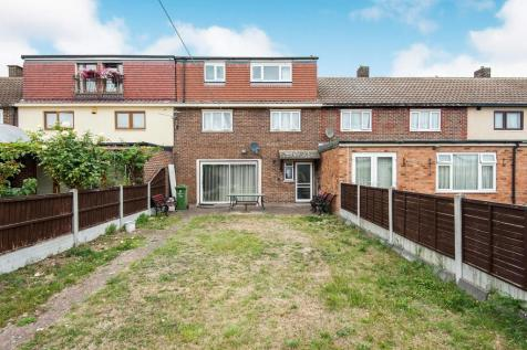 Manor Road, Dagenham East, RM10. 4 bedroom terraced house