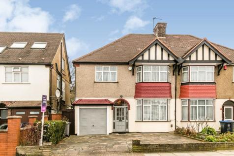 Kensal Rise, London, NW10. 4 bedroom semi-detached house for sale
