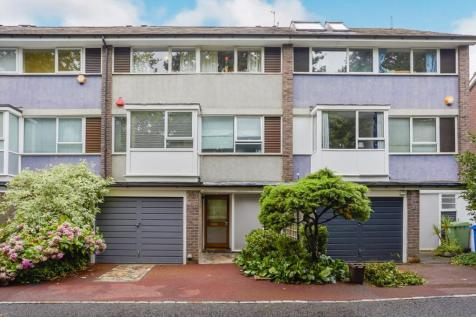 Woodsyre, Sydenham Hill, SE26. 4 bedroom town house for sale