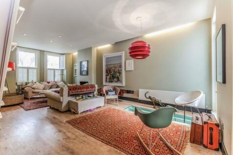 Kinnoul Road, West Kensington, W6. 4 bedroom terraced house