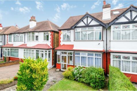 Sutton Common Road, Sutton, SM1. 4 bedroom semi-detached house