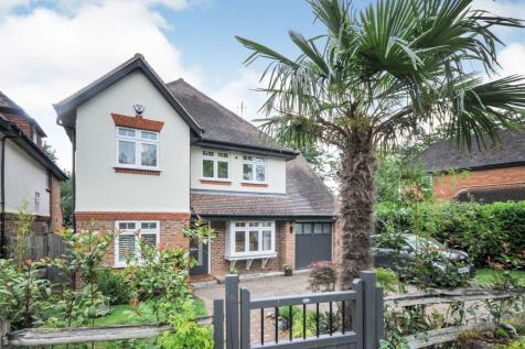 Vale Road, Bromley, BR1. 5 bedroom detached house