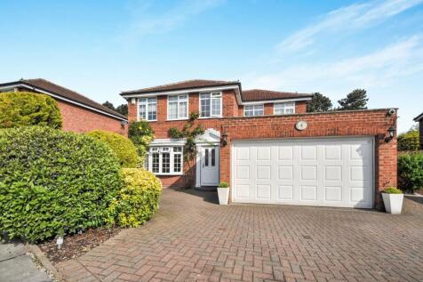 Radnor Close, Chislehurst, BR7. 4 bedroom detached house for sale