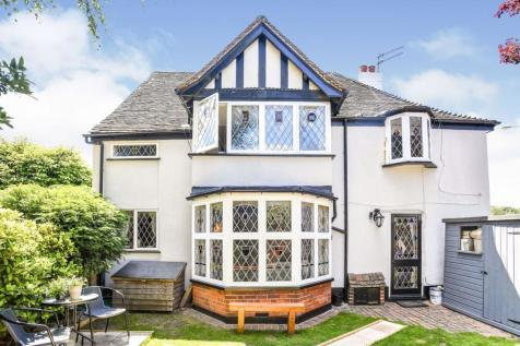 Wickham Road, Beckenham, BR3. 4 bedroom detached house for sale