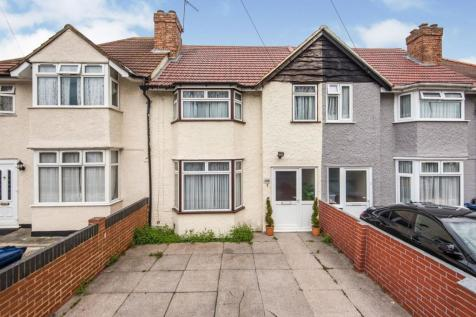 Allenby Road, Southall, UB1. 3 bedroom terraced house for sale
