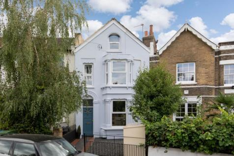 Elm Grove, Peckham, SE15. 4 bedroom terraced house for sale