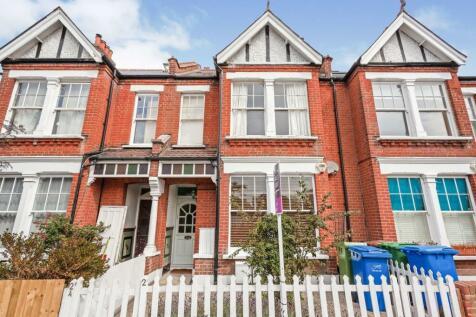 Milo Road, Dulwich, SE22. 2 bedroom flat