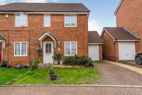 Lomond Way, Stevenage, SG1. 3 bedroom semi-detached house for sale